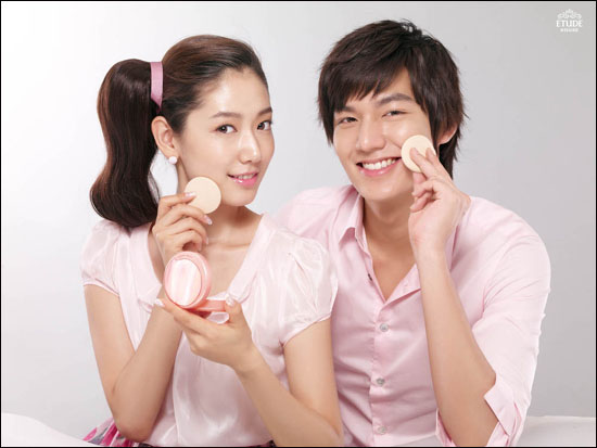 is lee min ho and park shin hye really dating Jung yong-hwa and park shin-hye  i really enjoy lee min-ho and park shin-hye's acting  or maybe they really are dating and this is the only way their.