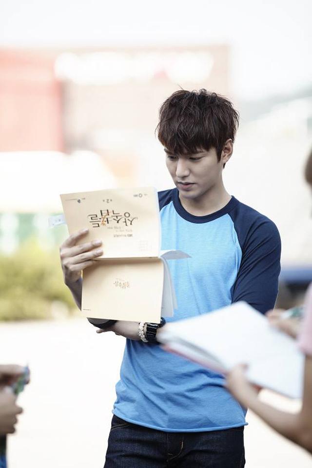 Lee Min Ho Heirs
