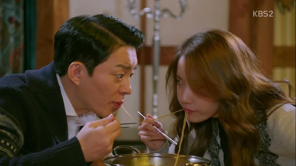 Prime Minister Is Dating Ep 4 Eng Sub