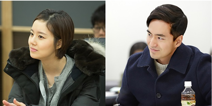 Script Reading for 'Goodbye Mr  Black' with Lee Jin Wook and